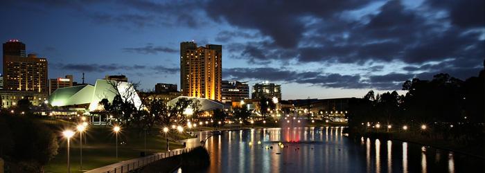 مدينة ادليد باستراليا
