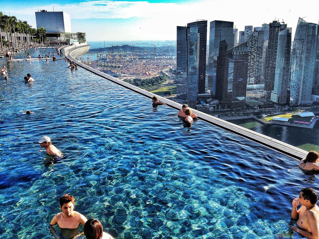 Singapore Volo Hotel