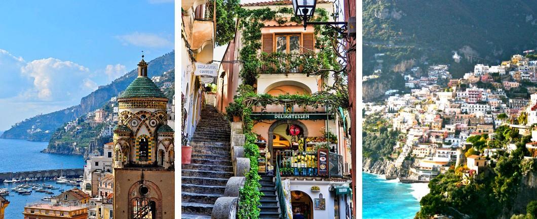 GIORNO: Amalfi.  I Viaggi di Anna  Viaggi di nozze su misura
