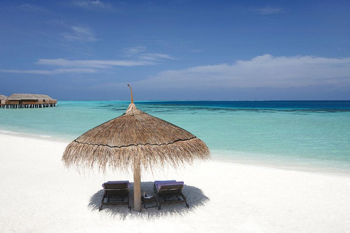 Le dune di liwa maldive dubai i viaggi di anna for Soggiorno alle maldive