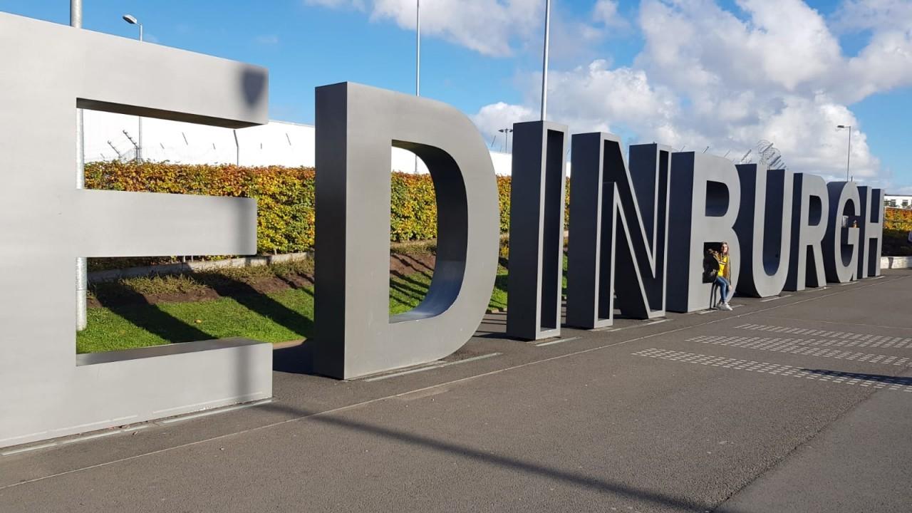 La patria dell'Unicorno: Edimburgo.